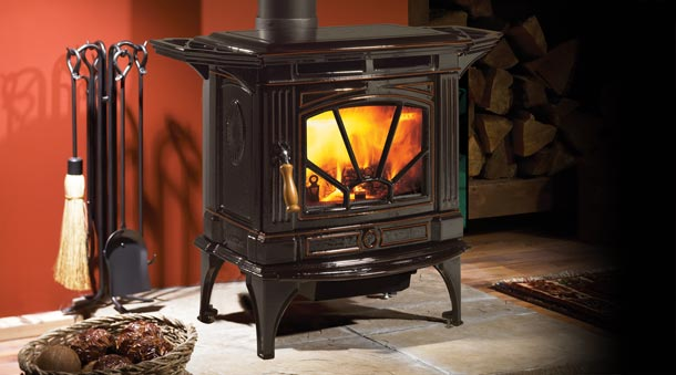 Medium Size Wood Stove. Contact Us for Pricing! - Regency Hampton® H200 Medium Size Wood Stove - Sweep-A-Chim